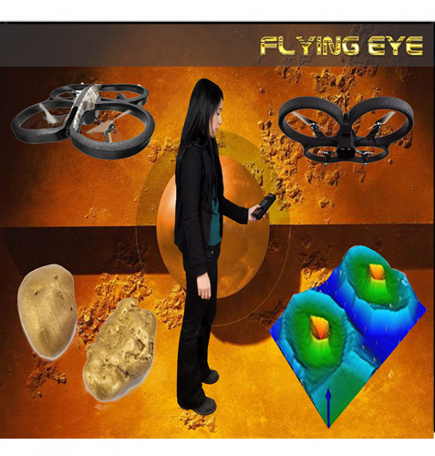 flying eye dedektor