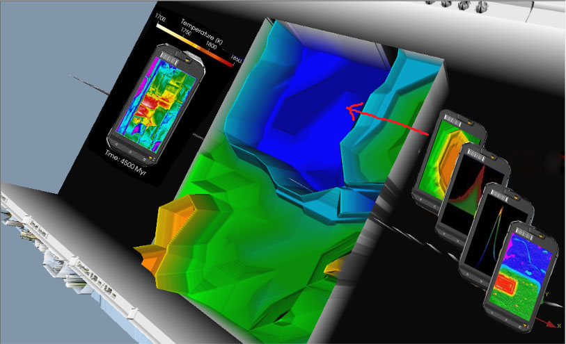 thermal dedektör görseli